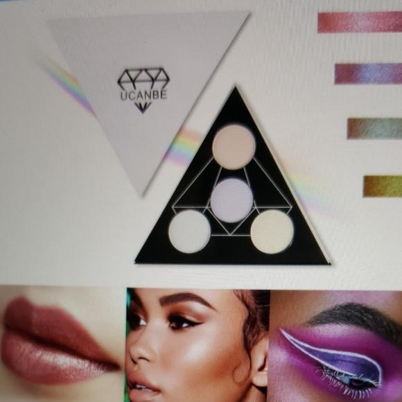 Ucanbe Makeup Heavenly Hues Alchemists Pallete Bundle Poshmark